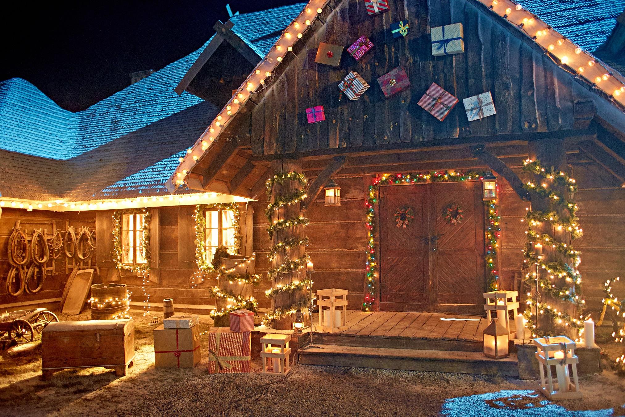 originalbrief und videofilm vom weihnachtsmann elfi. Black Bedroom Furniture Sets. Home Design Ideas