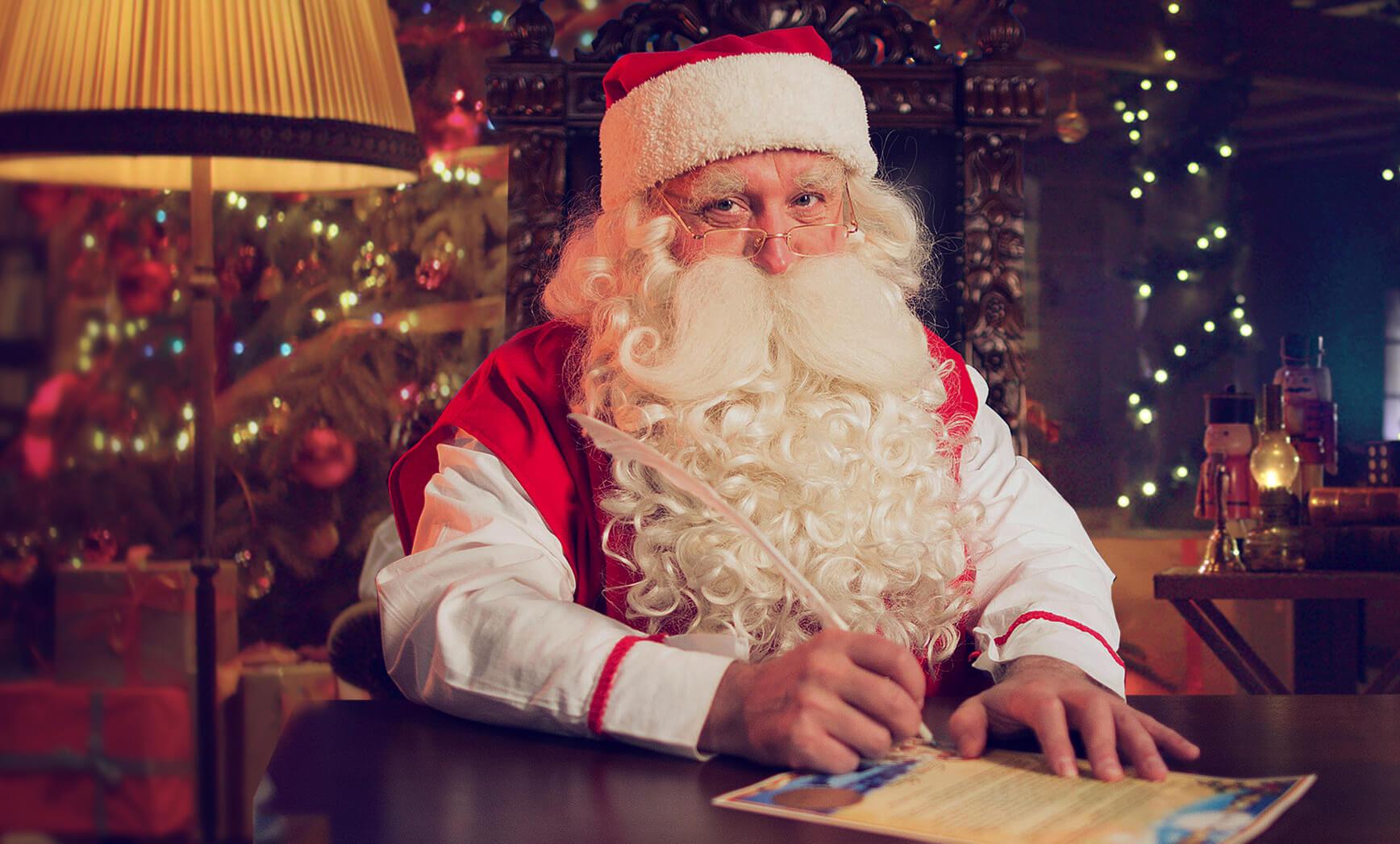 briefe an den weihnachtsmann nikolaus schreiben elfi. Black Bedroom Furniture Sets. Home Design Ideas